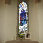 The Hawthorn Window, Treleigh Church